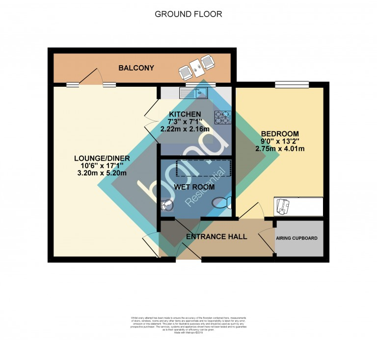 Floorplans For New Writtle Street, Chelmsford, Essex