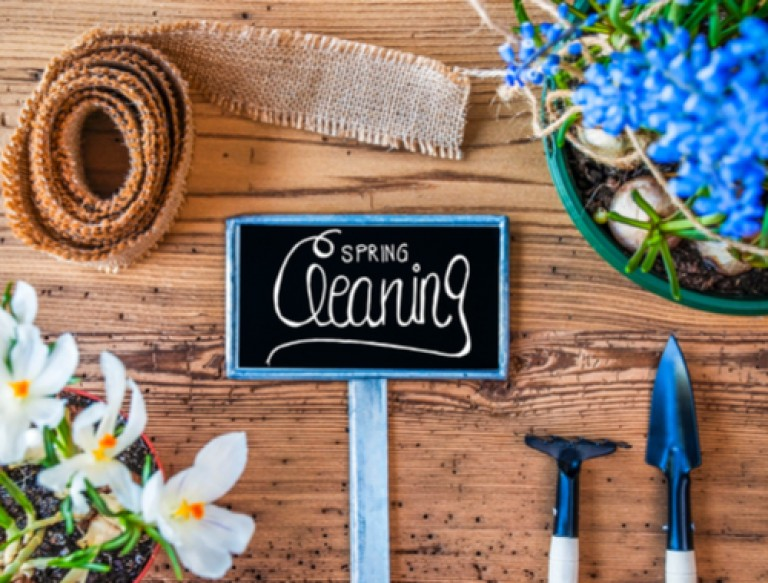 Are you prepared for the dreaded Spring Clean?