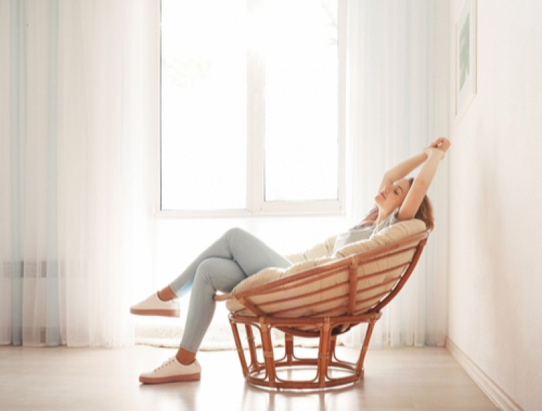 5 ways to make your home more relaxing and peaceful