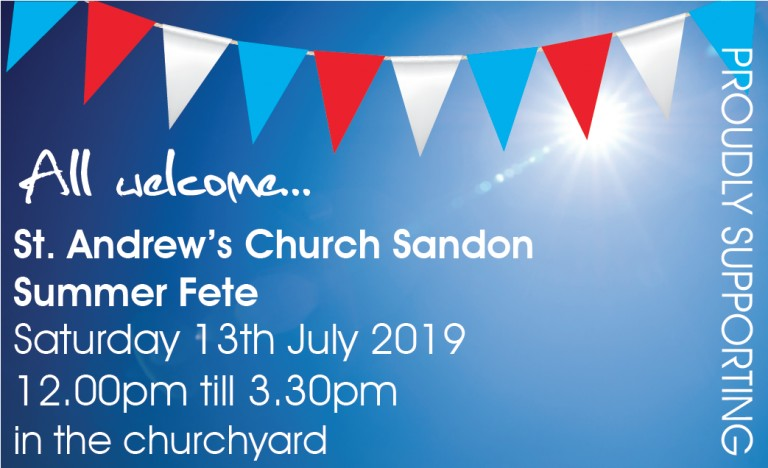 Church Summer Fete