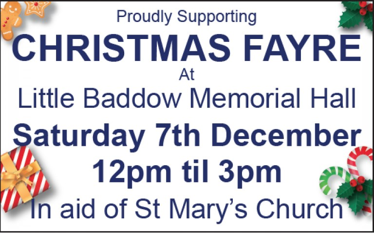 Danbury Annual Christmas Fayre