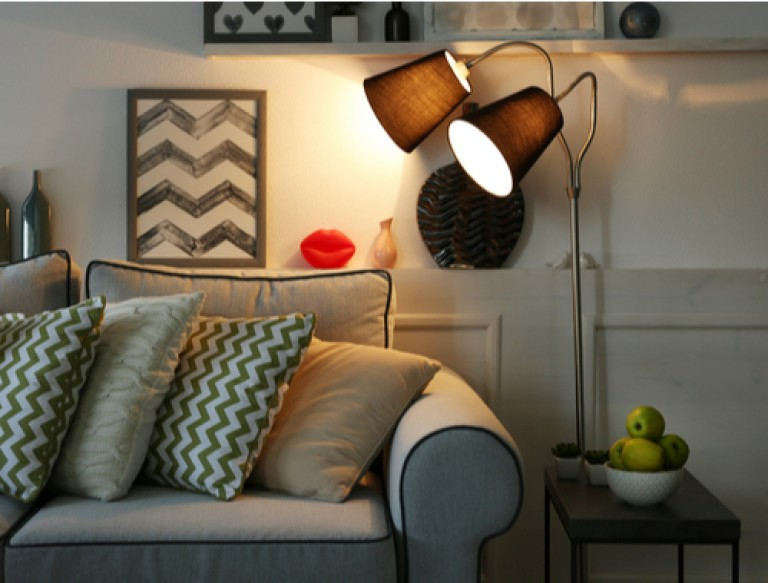Lighting your home for the perfect sale