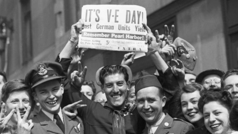 75th VE Day Celebrations