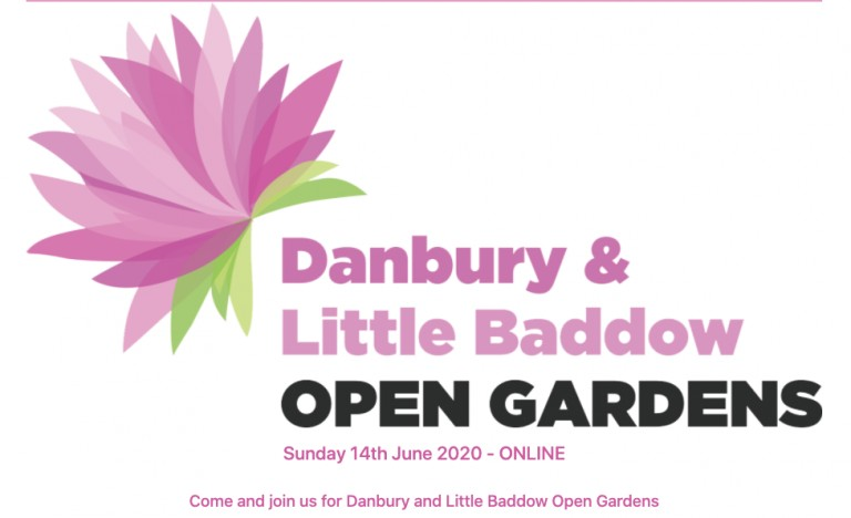 Danbury & Little Baddow Open Gardens