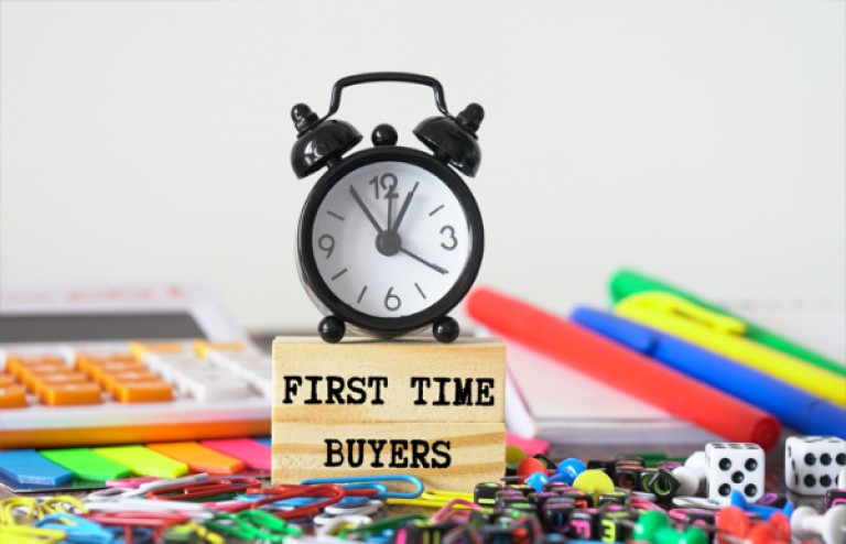 Top Tips for First Time Buyers saving for a deposit