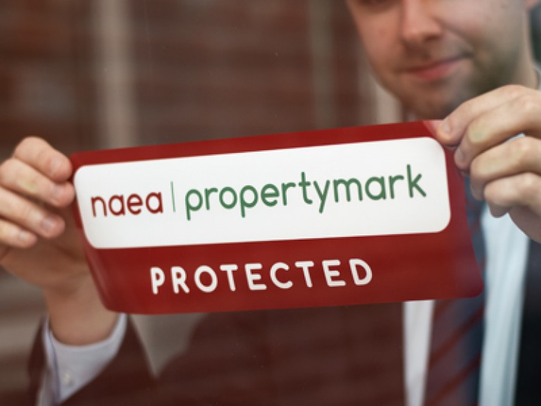 We are now NAEA Propertymark protected